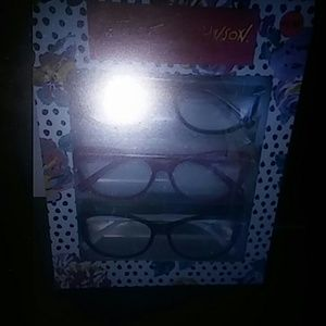 MULTICOLOR READERS BY BETSEY JOHNSON